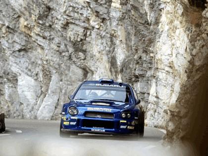 2002 Subaru Impreza WRC 21