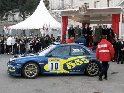 2002 Subaru Impreza WRC 23