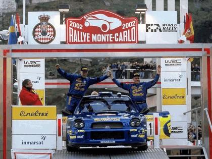 2002 Subaru Impreza WRC 24