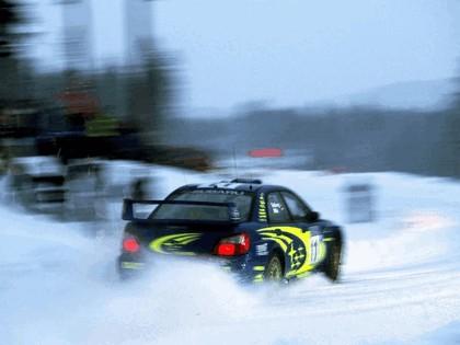 2002 Subaru Impreza WRC 26