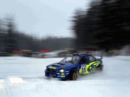 2002 Subaru Impreza WRC 31