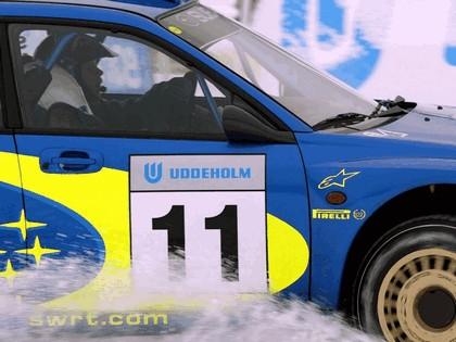 2002 Subaru Impreza WRC 32