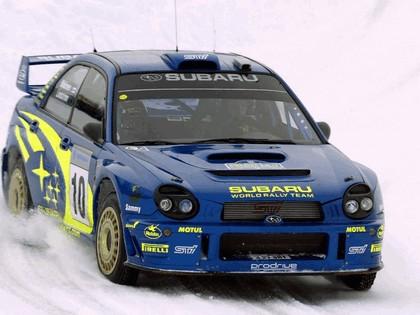 2002 Subaru Impreza WRC 33