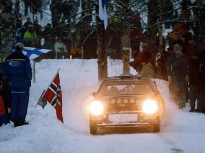 2002 Subaru Impreza WRC 34