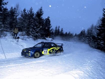 2002 Subaru Impreza WRC 36