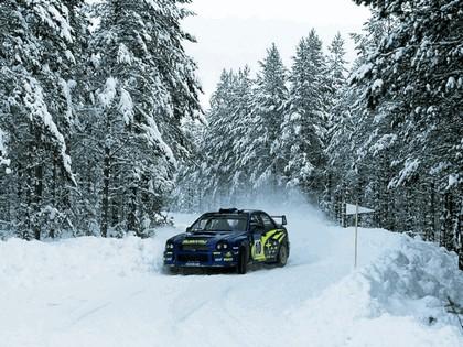 2002 Subaru Impreza WRC 37