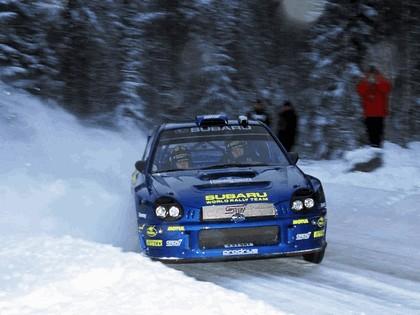 2002 Subaru Impreza WRC 38