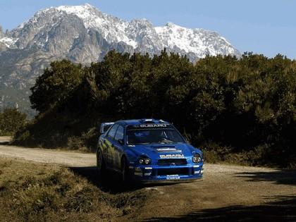 2002 Subaru Impreza WRC 39
