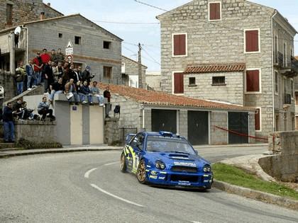 2002 Subaru Impreza WRC 41