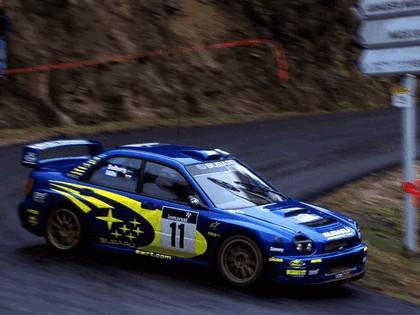 2002 Subaru Impreza WRC 43
