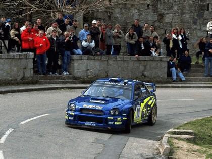2002 Subaru Impreza WRC 44