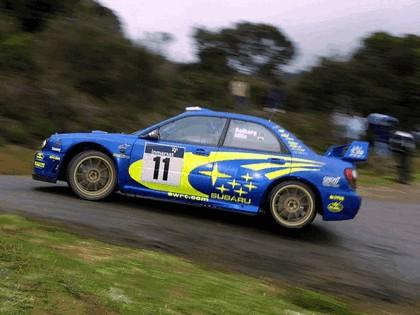 2002 Subaru Impreza WRC 47