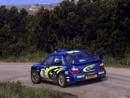 2002 Subaru Impreza WRC 49