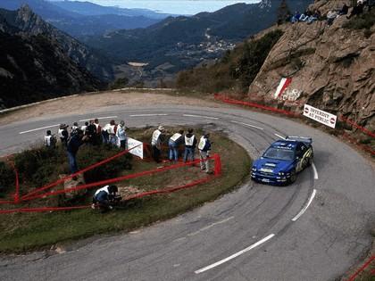 2002 Subaru Impreza WRC 50