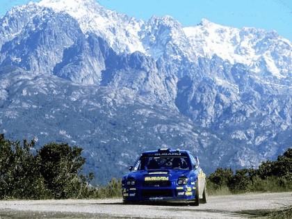 2002 Subaru Impreza WRC 52