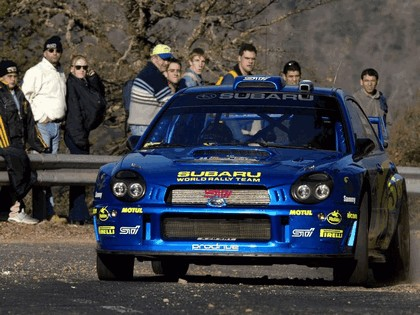 2002 Subaru Impreza WRC 57