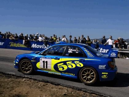 2002 Subaru Impreza WRC 58