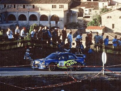 2002 Subaru Impreza WRC 59