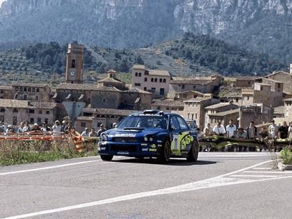 2002 Subaru Impreza WRC 60
