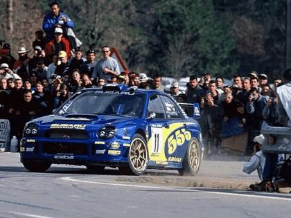 2002 Subaru Impreza WRC 61