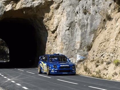 2002 Subaru Impreza WRC 62