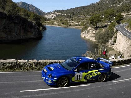 2002 Subaru Impreza WRC 63