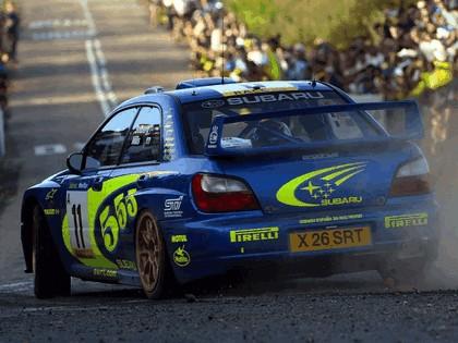 2002 Subaru Impreza WRC 67