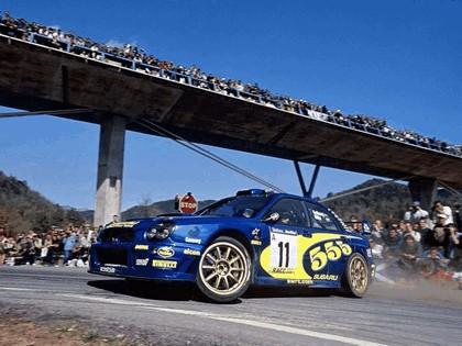 2002 Subaru Impreza WRC 68