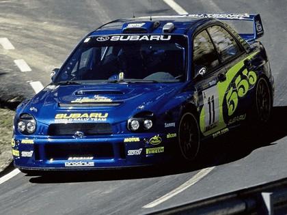 2002 Subaru Impreza WRC 71