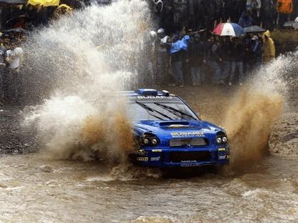 2002 Subaru Impreza WRC 79
