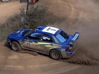 2002 Subaru Impreza WRC 81