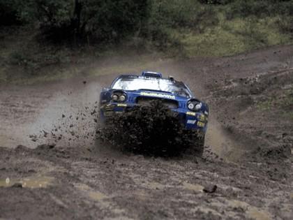 2002 Subaru Impreza WRC 83