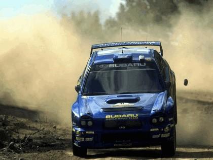 2002 Subaru Impreza WRC 85
