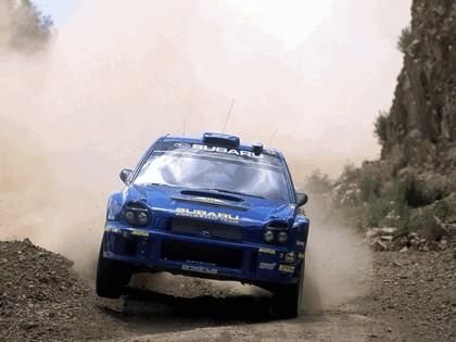 2002 Subaru Impreza WRC 92