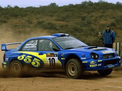 2002 Subaru Impreza WRC 94
