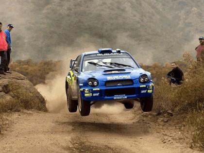 2002 Subaru Impreza WRC 96