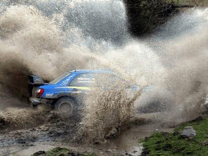 2002 Subaru Impreza WRC 98
