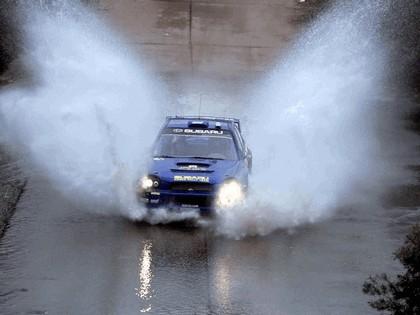 2002 Subaru Impreza WRC 101