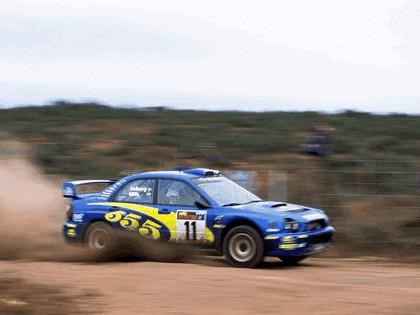2002 Subaru Impreza WRC 102