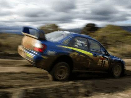 2002 Subaru Impreza WRC 103