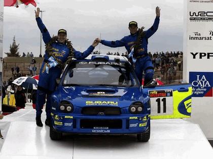 2002 Subaru Impreza WRC 104