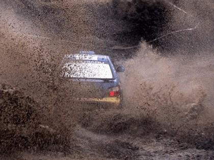 2002 Subaru Impreza WRC 106