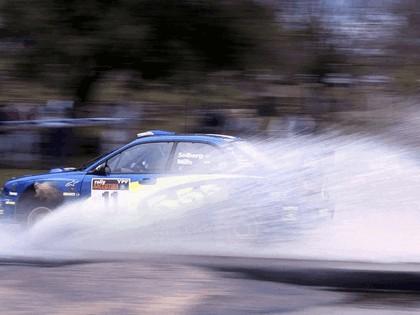 2002 Subaru Impreza WRC 107