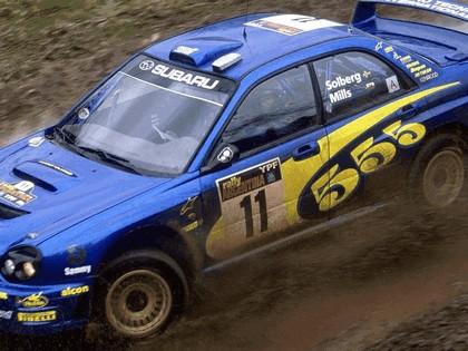 2002 Subaru Impreza WRC 108