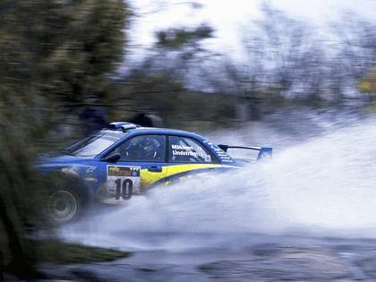 2002 Subaru Impreza WRC 109