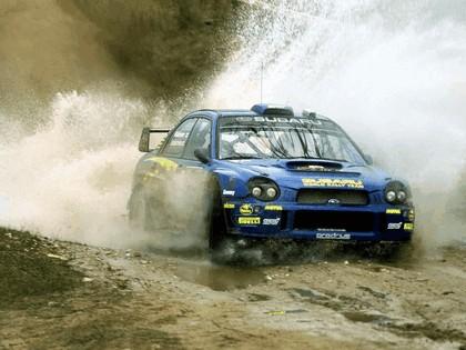 2002 Subaru Impreza WRC 111