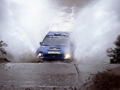 2002 Subaru Impreza WRC 113