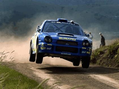 2002 Subaru Impreza WRC 116