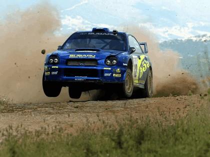 2002 Subaru Impreza WRC 117