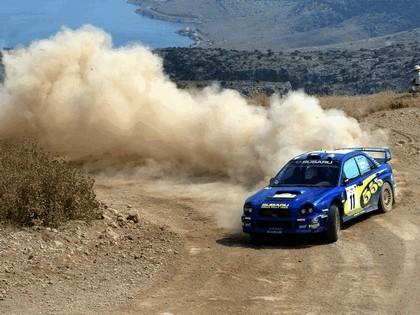 2002 Subaru Impreza WRC 118